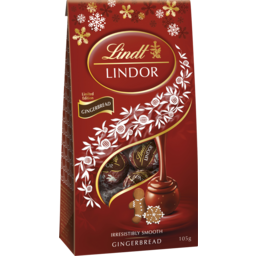 Photo of Lindor Gingerbrd Pch Bag*105gm