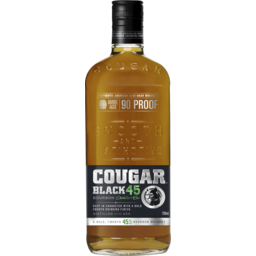 Photo of Cougar Black 45 Bourbon