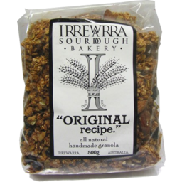 Photo of Irrewarra Granola Original 500gm