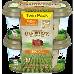 Photo of Country Crock Shedd's Spread Original Vegetable Oil Spread - 2 Ct