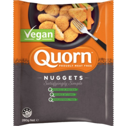 Photo of Quorn Meat Free Soy Free Vegan Nuggets 280g
