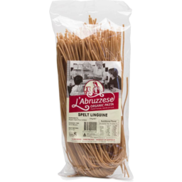 Photo of L'Abruzzese Pasta - Spelt Linguine