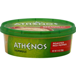 Photo of Athenos Hummus Roasted Red Pepper