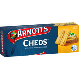 Photo of Arnott's Cheds 250g