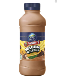 Photo of Arnott's Wagon Wheels Flavoured Milk 500ml