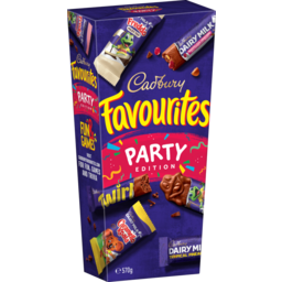Photo of Cad Favou Party Pack Refresh 9ca 570g