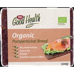 Photo of Good Health Organic Pumpernickel Bread 500g