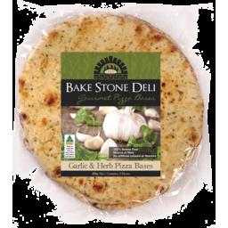 Photo of Bake Stone Deli Pesto & Garlic Wrap 360g