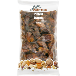 Photo of JC's Dates Pitted 500g