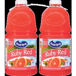 Photo of Ocean Spray Ruby Red Grapefruit Juice