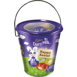 Photo of Cadbury Dairy Milk Hunt Bucket 187gm