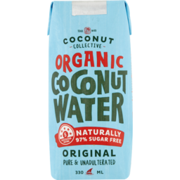 Photo of Coconut Collective King Coconut Water 330ml 330ml
