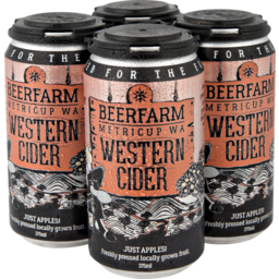 Photo of Beer Farm Western Cider Can