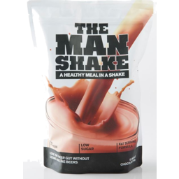 Photo of The Man Shake Chocolate 900g