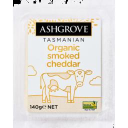 Photo of Ashgrove Smoked Cheddar 140gm