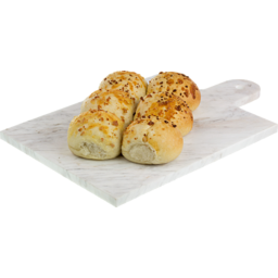 Photo of Cheese & Bacon Rolls 6 Pack