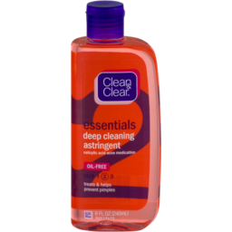 Photo of Clean & Clear Essentials Oil-Free Deep Cleaning Astringent