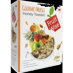 Photo of Gourmet Muesli - Honey Toasted 450g