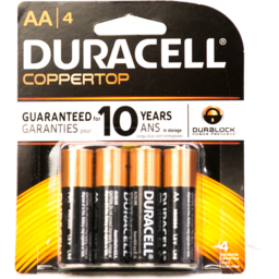 Photo of Duracell Aa