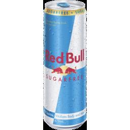 Photo of Red Bull Sugar Free 473ml