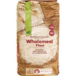 Photo of Homebrand Flour Wholemeal 1.5kg