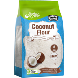 Photo of Absolute Organic Coconut Flour 500g