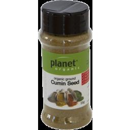 Photo of Planet Organic - Cumin Seed Ground - 50g