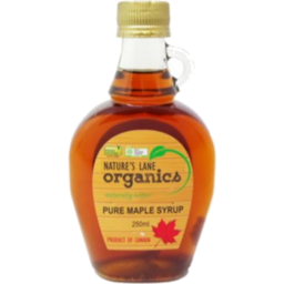 Photo of Pure Maple Syrup (organic) 250ml