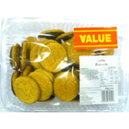 Photo of Value Pack Cookies Jaffa 650g