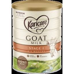 Photo of Nutricia Karicare+ Goat Milk Infant Formula Stage 1