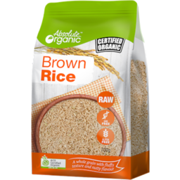 Photo of Absolute Organic Rice - Brown