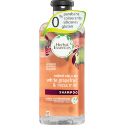 Photo of Herbal Essences Bio:Renew Naked Volume Shampoo White Grapefruit & Mosa Mint 400ml