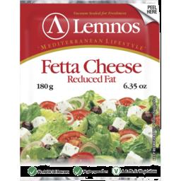 Photo of Lemnos Reduced Fat Fetta 180g