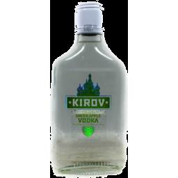 Photo of Kirov Green Apple Vodka