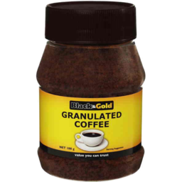 Photo of Black & Gold Coffee Granules 100g