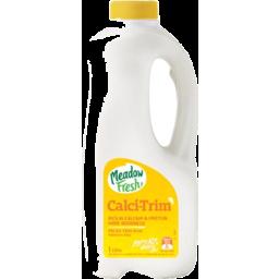 Photo of Meadow Fresh Milk Calci Trim 1L