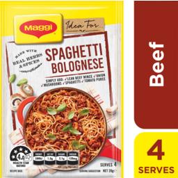 Photo of Maggi Cul Spaghetti Bol 45gm
