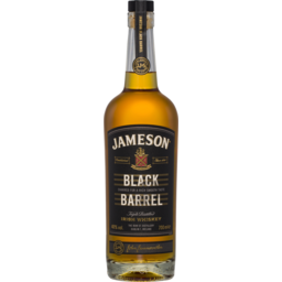 Photo of Jameson Black Barrel Irish Whiskey
