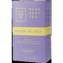 Photo of MAMA BODY TEA Morning Wellness Tea Bags