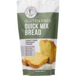 Photo of The Gluten Free Food Co. Bread Mix - Quick (Gluten Free)