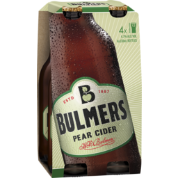 Photo of Bulmers Pear Cider Stubbies