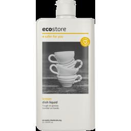 Photo of Eco Store Lemon Dish Liquid 1L