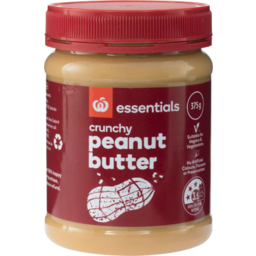Photo of Essentials Peanut Butter Crunchy 375g