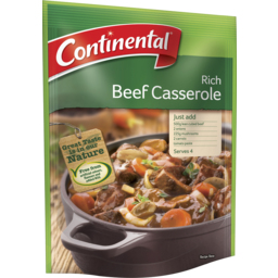 Photo of Continental Recipe Base Rich Beef Casserole 50g