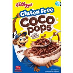 Photo of Kelloggs Gluten Free Coco Pops 390g