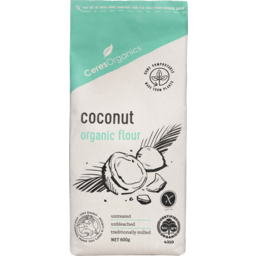 Photo of Ceres Organics Coconut Organic Flour 600g