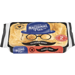 Photo of Nat Meat Pies 2pk