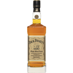 Photo of Jack Daniel's No.27 Gold Tennessee Whiskey