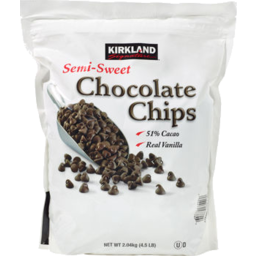 Photo of Kirkland Signature Chocolate Chips