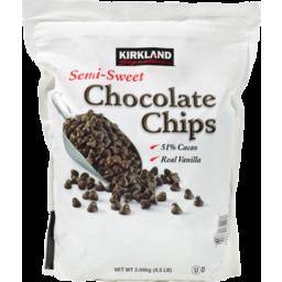 Photo of Kirkland Signaturechocolate Chips